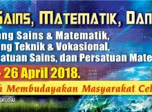 Majlis Pelancaran Karnival Sains, Matematik dan Teknologi 2018