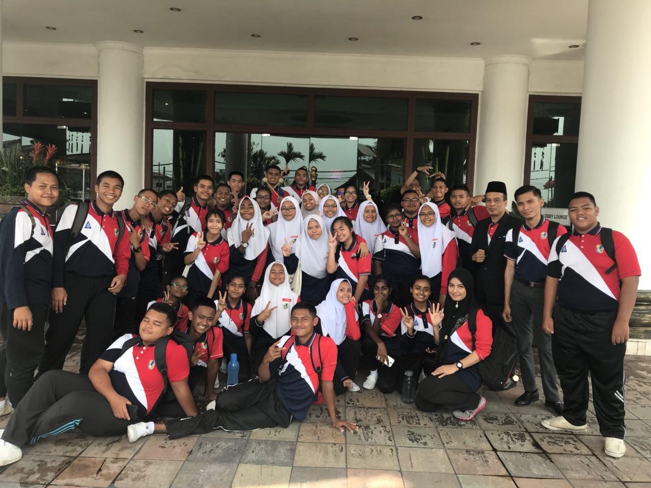 Peragaan KrMJ SMK Skudai Sempena Bengkel Amalan Kepimpinan PAK21 Model 3.0