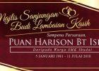 Majlis Persaraan Pn Harison