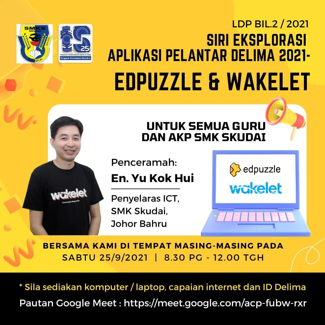 Read more about the article Makluman: Latihan Dalam Perkhidmatan Bil 2/2021